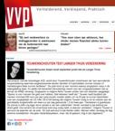 VVP online Zorgproduct Licentie Teuwenschouten aan Ace